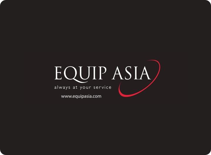 Equip Asia logo block