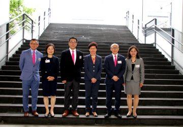 PLK HSN school Carrie Lam